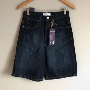 NWT Paper Denim & Cloth Jean Shorts
